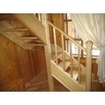 Деревянные перила для лестниц своими руками