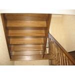 Как сделать деревянные косоуры для лестницы своими руками