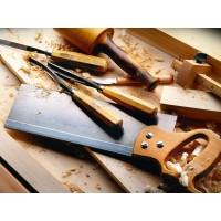 Какие инструменты нужны для изготовления деревянной лестницы своими руками